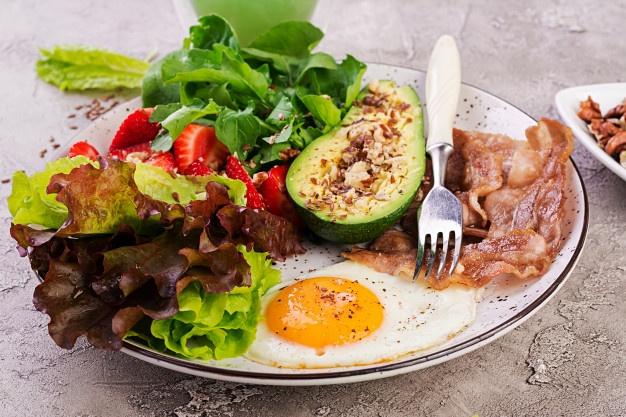 Gain weight on a keto diet
